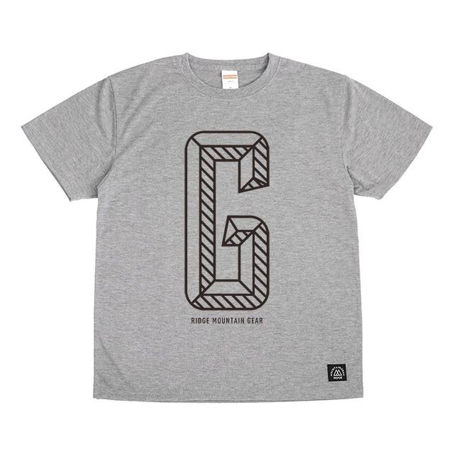 "RIDGE MOUNTAIN GEAR(リッジマウンテンギア)/2018 Logo Print Tee ""G"""