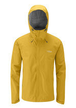 Downpour Jacket / Dijon