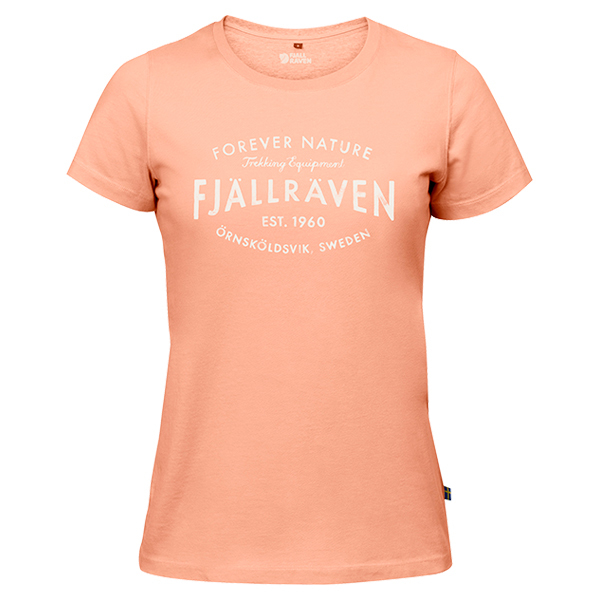 FJALLRAVEN(フェールラーベン)/Fjallraven Est. 1960 T-Shirt W