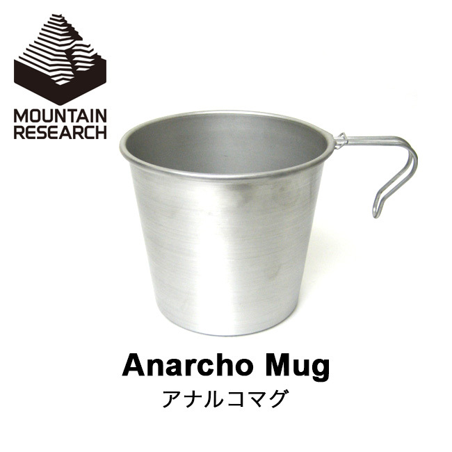Mountain Research(マウンテンリサーチ)/Anarcho Mug