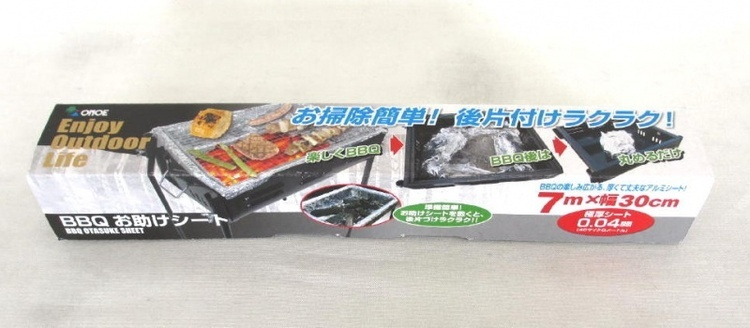 ONOE(尾上製作所)/BBQお助けシート