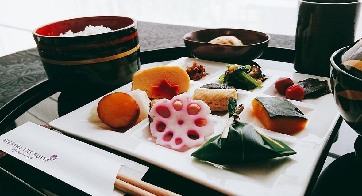 【朝食オプション】京のおばんざい朝食 3,000円(税サ込)