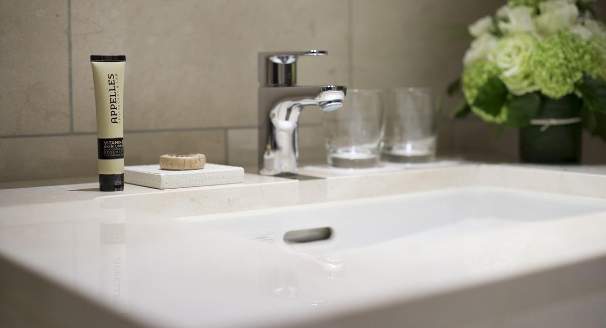 洗面とアメニティ(イメージ)