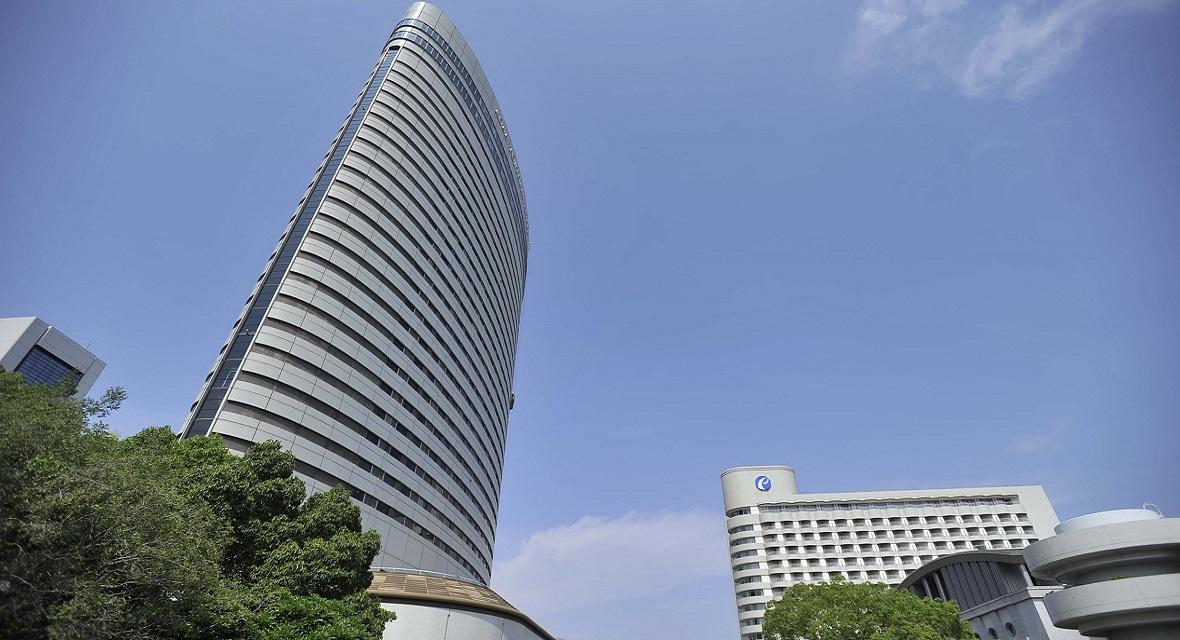 【神戸ポートピアホテル】空と海と、神戸の街に抱かれたアーバンアイランドリゾート