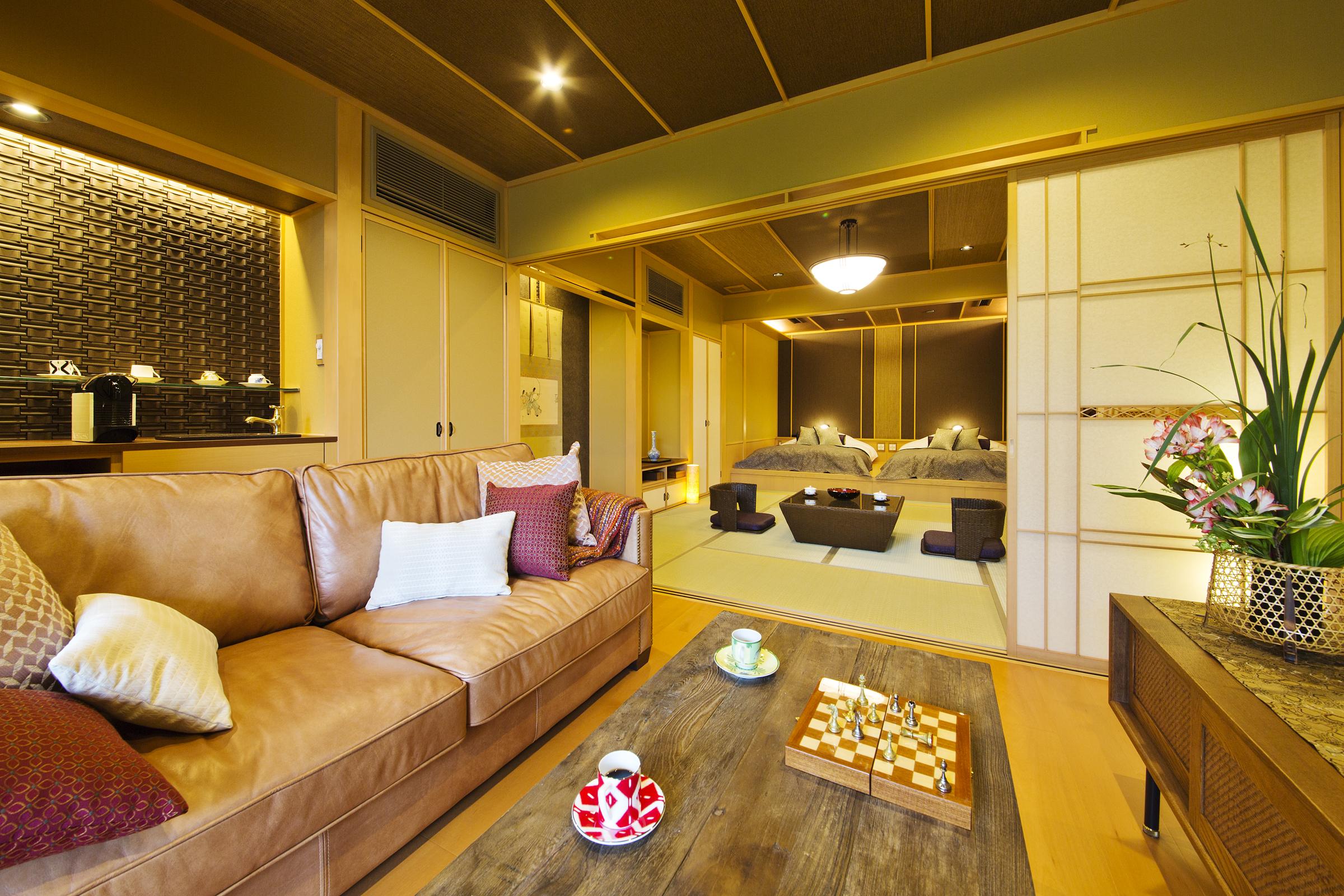 [360泊]6連泊(日~金)×60週 Jr.和スイート(客室露天付) 1名利用プラン