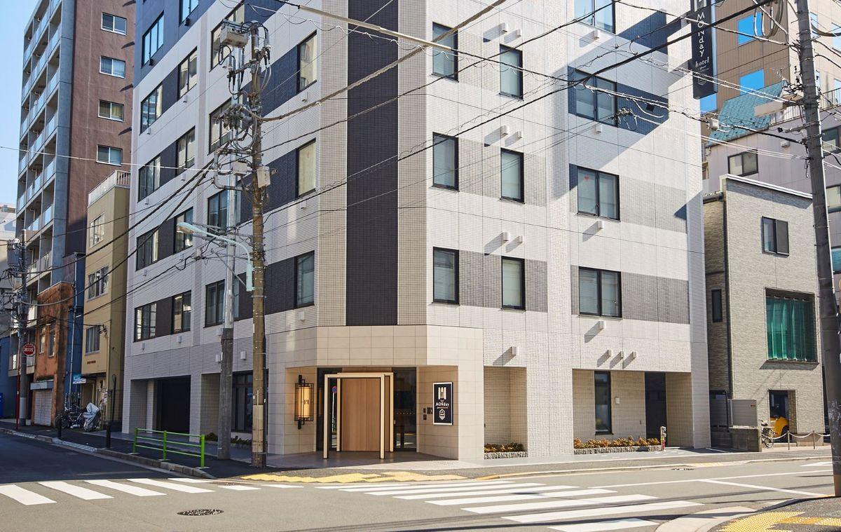 東京駅や有楽町駅までのアクセスも抜群 東京の中心地で新しいタイプのホテルステイをお楽しみください。