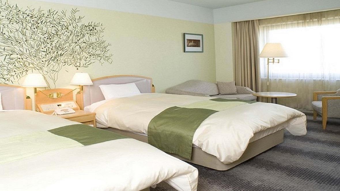 [360泊]6連泊(日~金)×60週  特別階ツインルーム 1~2名利用プラン