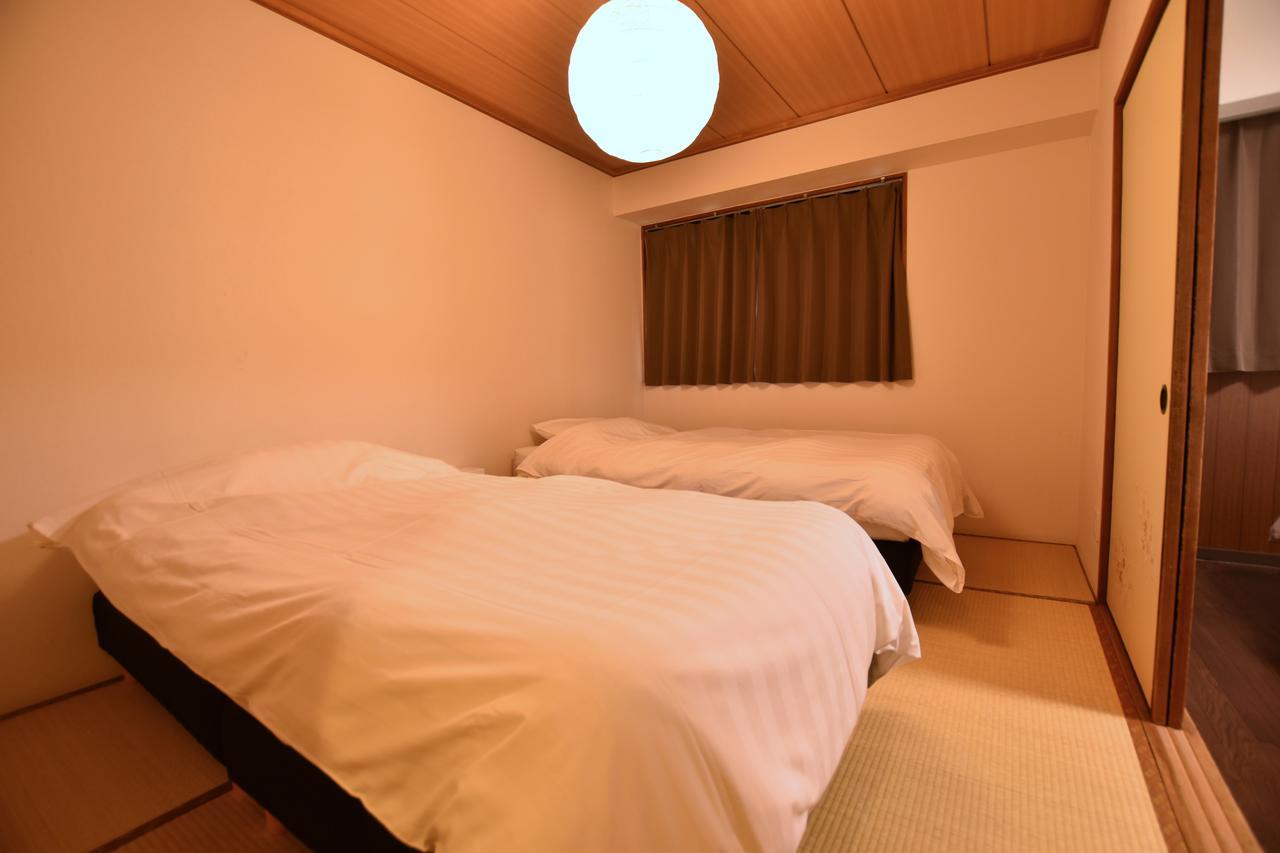 温かみのある寝室
