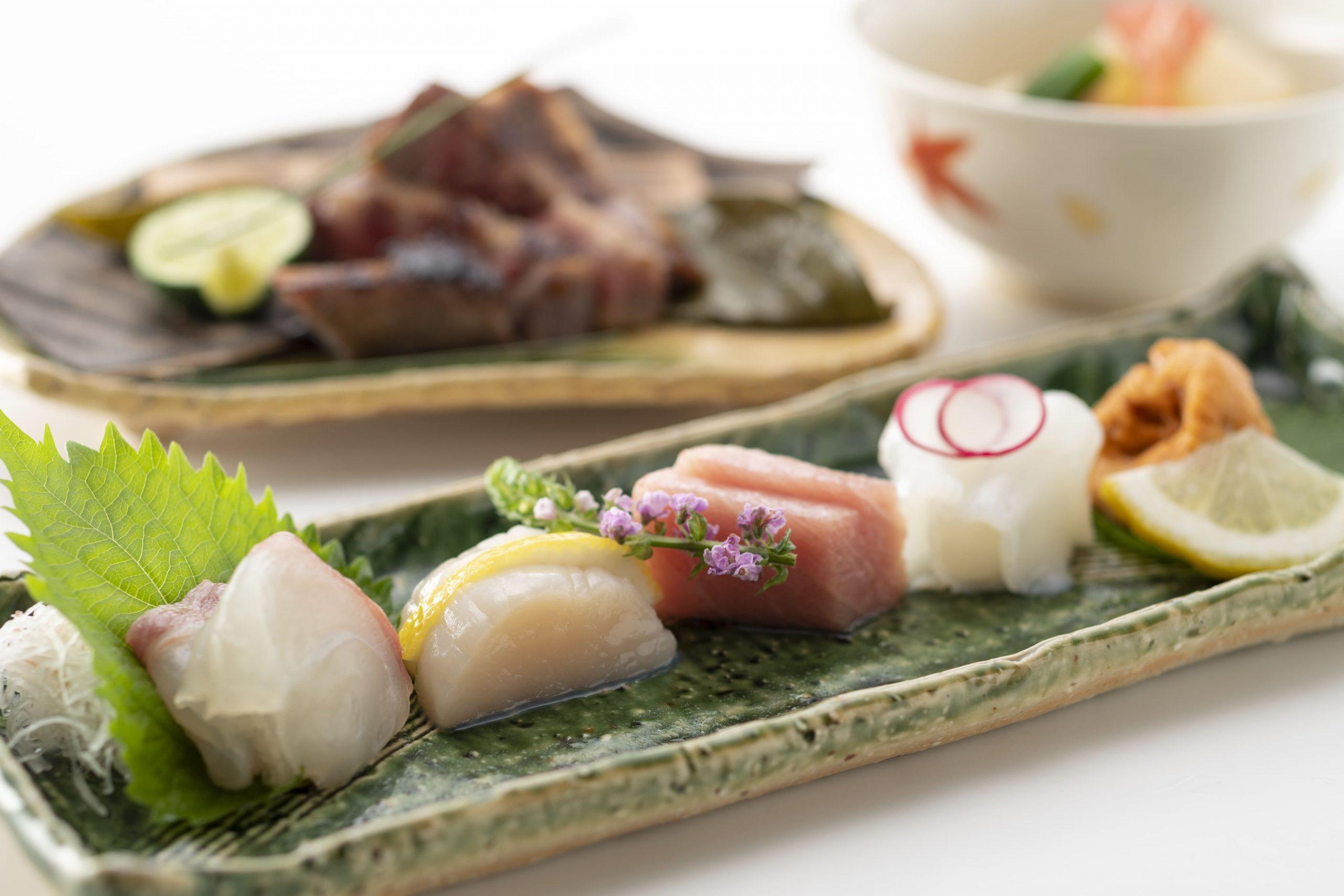 京料理「たん熊 北店」Directed by M.Kurisu:食べるという時間を有意義に過ごしていただけます。(料理イメージ)