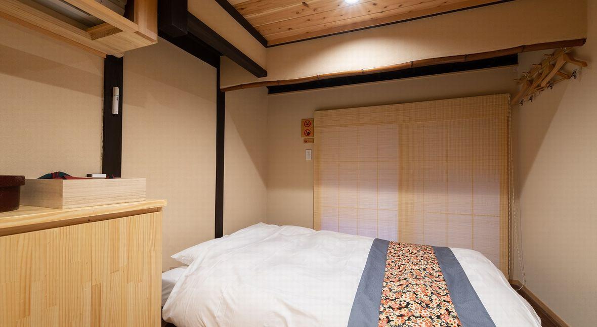 甲子(かし)寝室