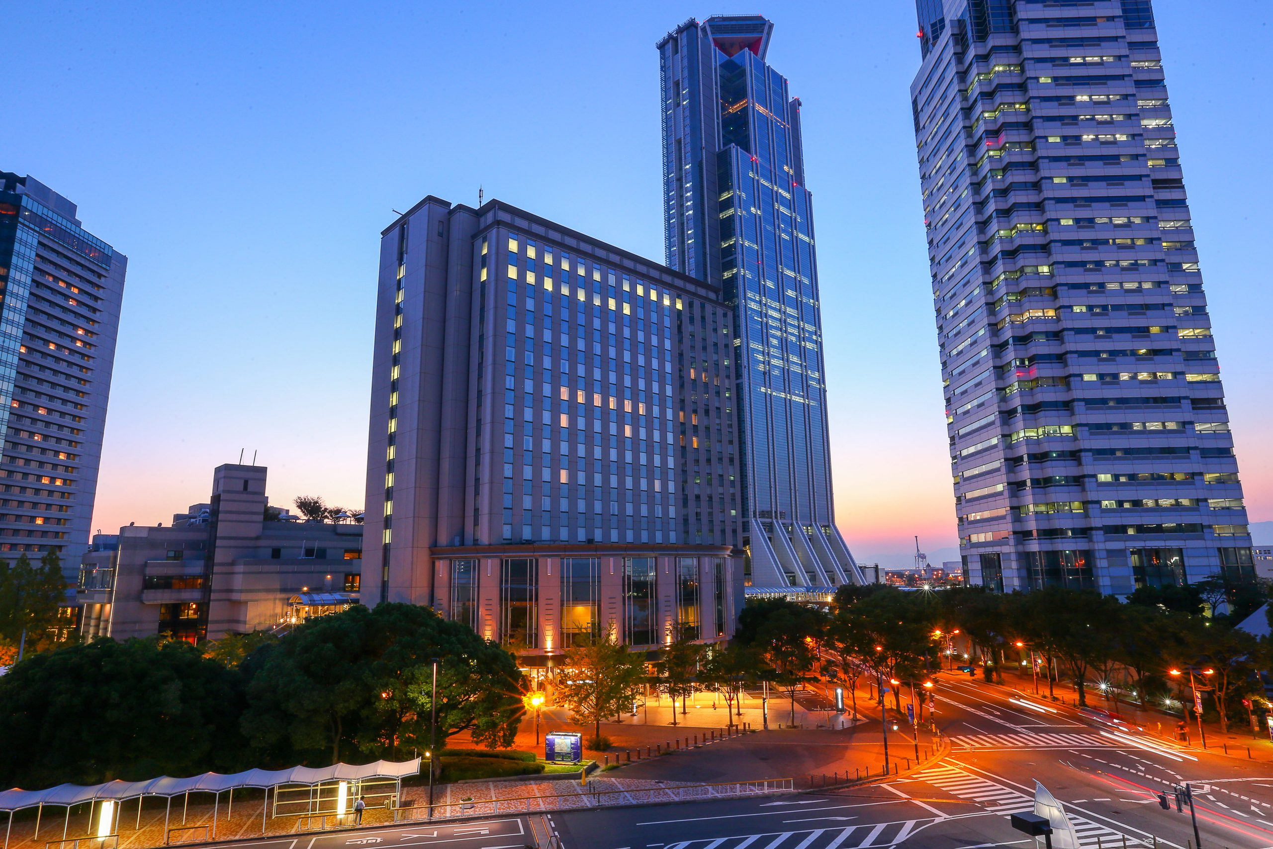 大阪ベイエリアに佇む、プティ・ラグジュアリーホテル