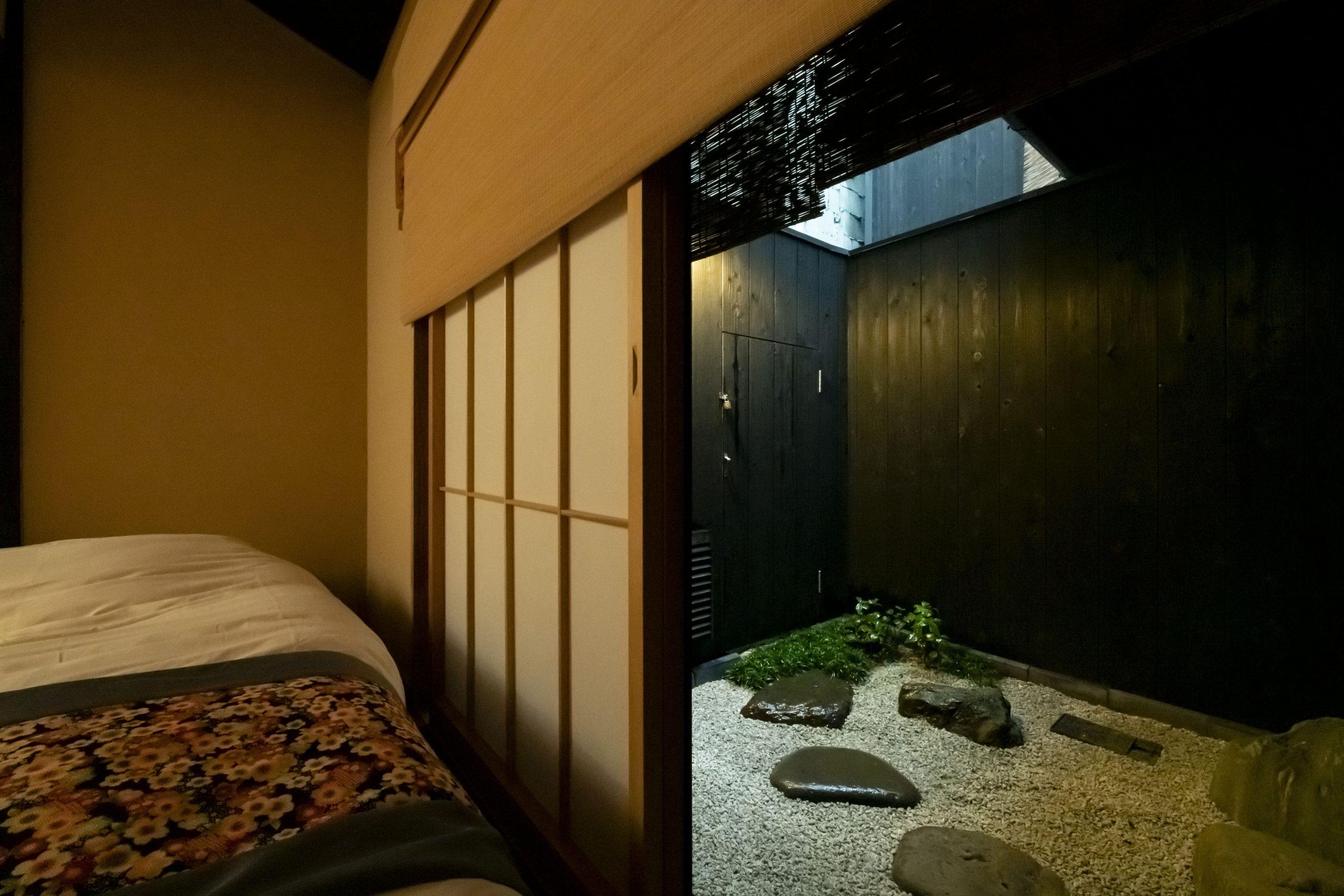 [6泊]6連泊(日~金)×1週 甲子(かし)檜風呂付和室 1~2名利用プラン