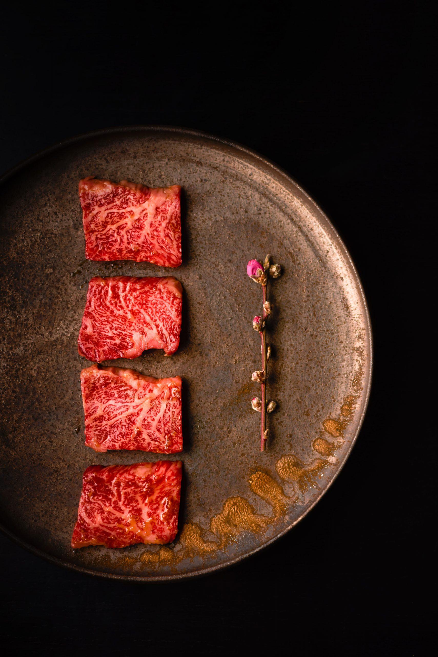 当館施設内「和牛料亭bungo」おおいた和牛をはじめとした全国の様々な和牛から、日本四季を感じさせる品までご用意。