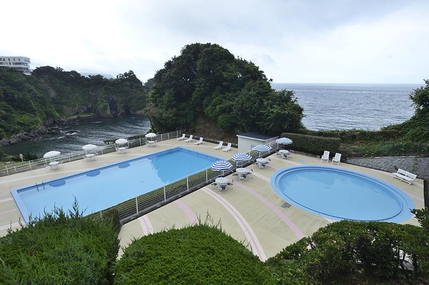 【夏季屋外プール】夏リゾート満喫!ホテル内でプール&海水浴満喫