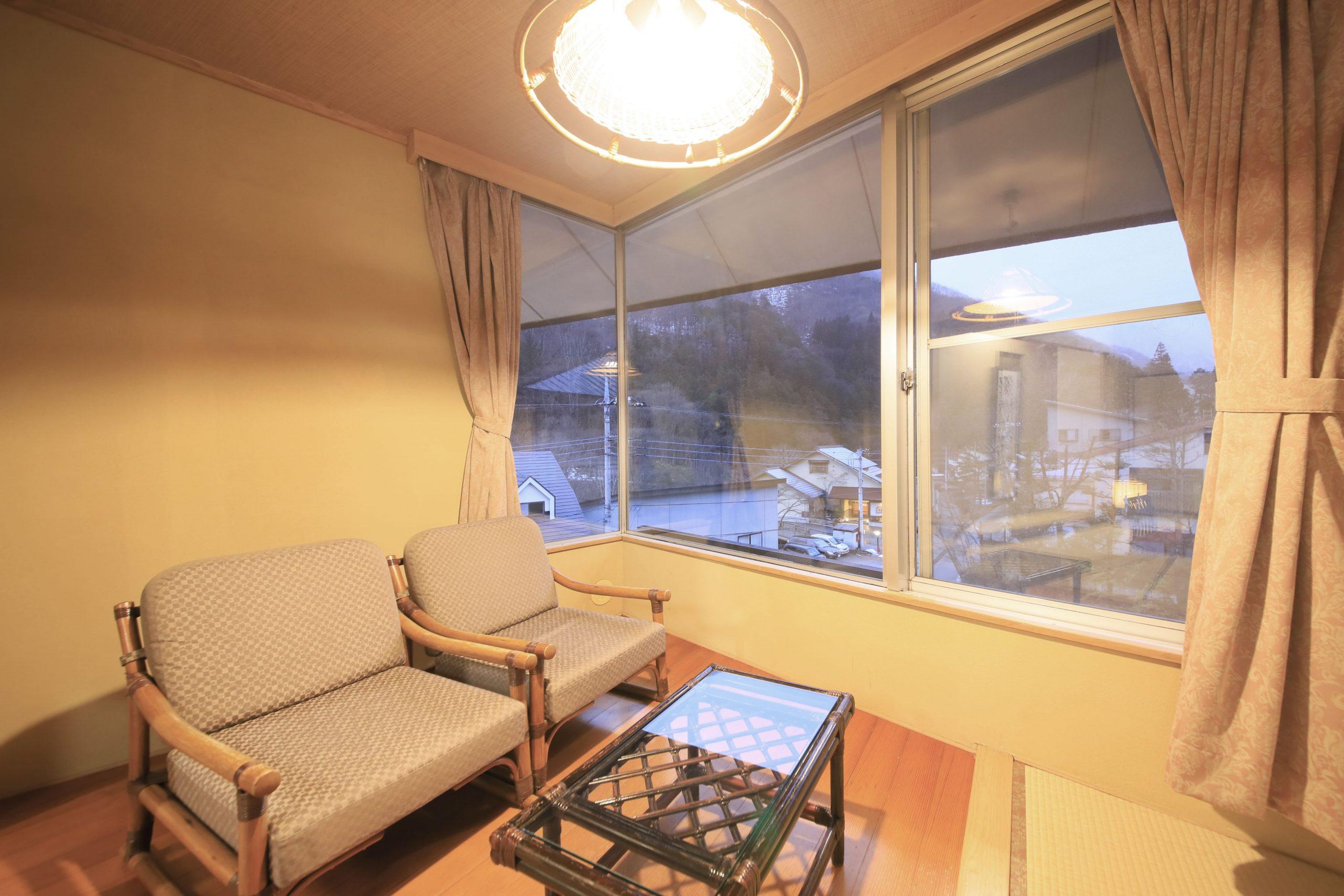 [6泊]6連泊(日~金)×1週 スタンダード和室 1名利用 プラン