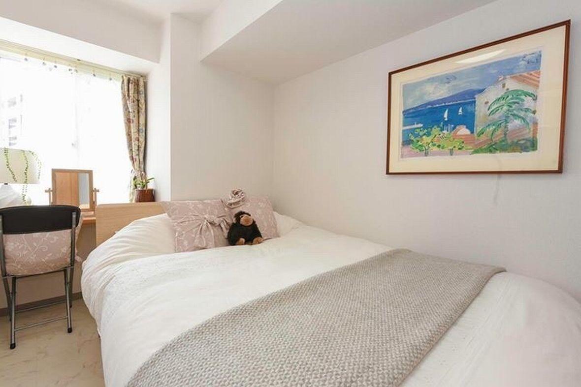1704号室寝室