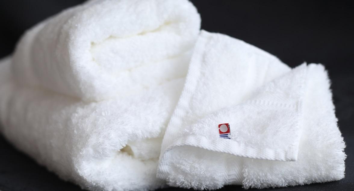 全室に最高級の今治タオルをご用意しております。