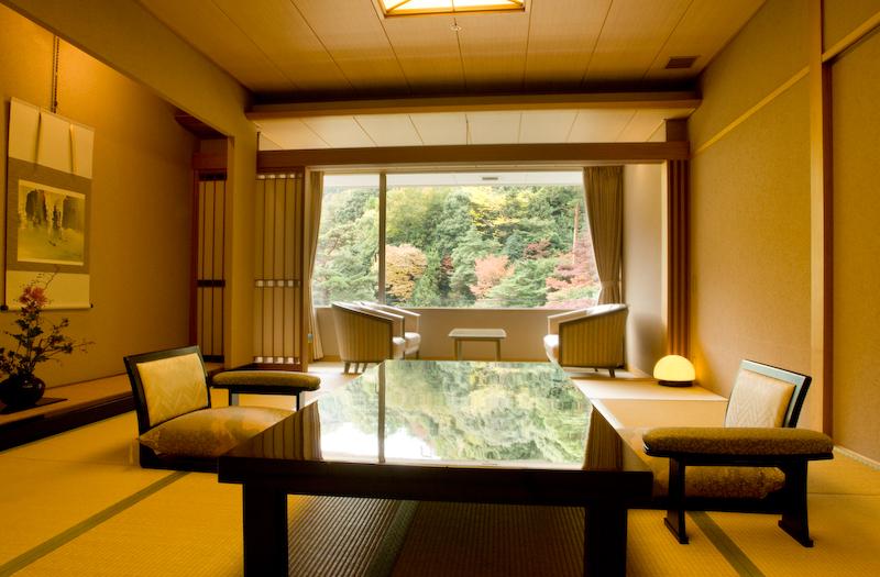 [6泊]6連泊(日~金)×1週 スタンダード和室 12帖+広縁 1名利用プラン