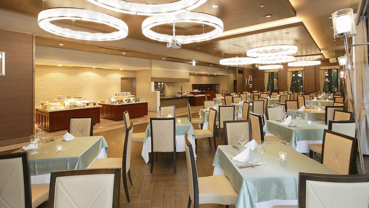 レストラン「ベルガモット」で那須高原の豊かな食材を、上質なおもてなしと共に