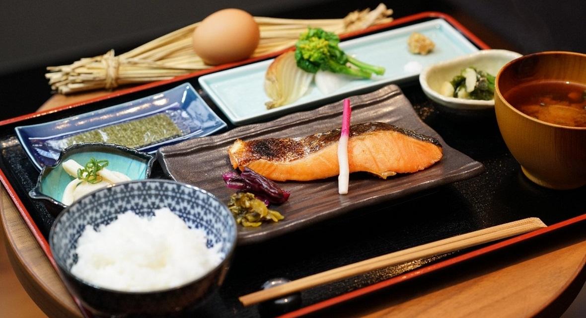 【オプション】朝食イメージ(和食):1,800円(税サ込)