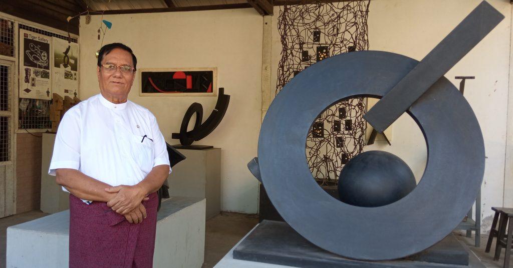 ソニー・ナイン:彫刻と宇宙