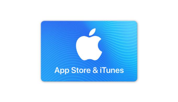 Appstore&iTunesギフトコード 3,000円分