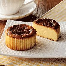 【お持ち帰り限定】バスチー‐バスク風チーズケーキ‐(税込225円)無料引換券