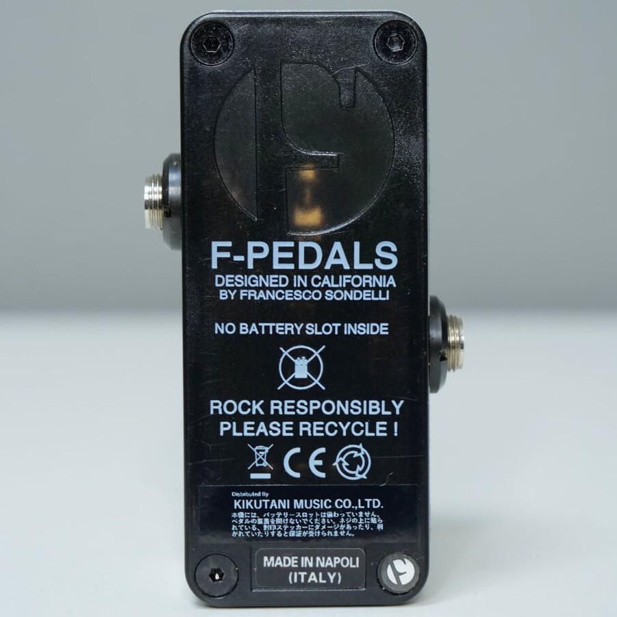 F-PEDALS NIKAOS ディストーションの商品写真