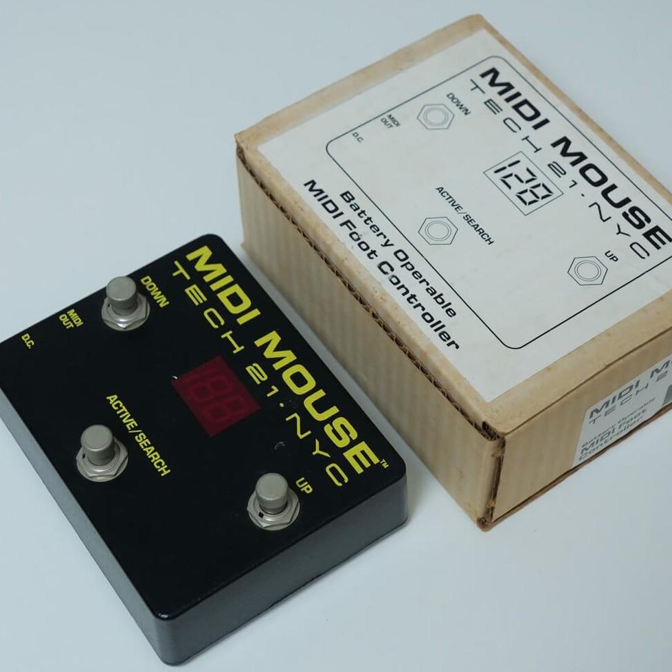 TECH21 MIDI MOUSEの商品写真