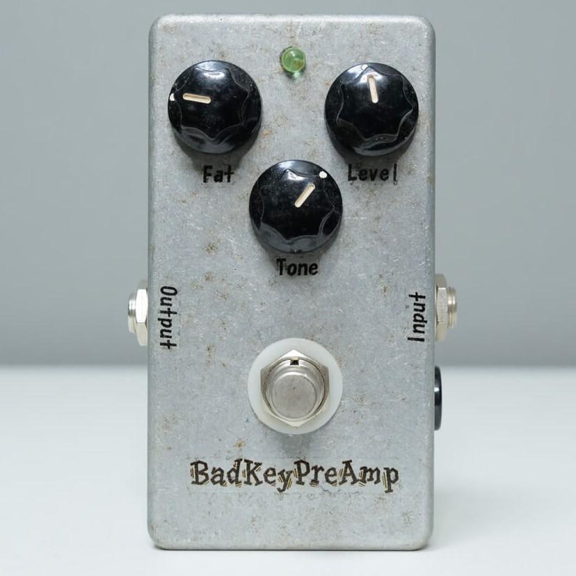 BadKey PreAmp
