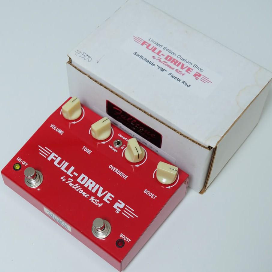 Fulltone Fulldrive2 Custom Shop Limitedの商品写真