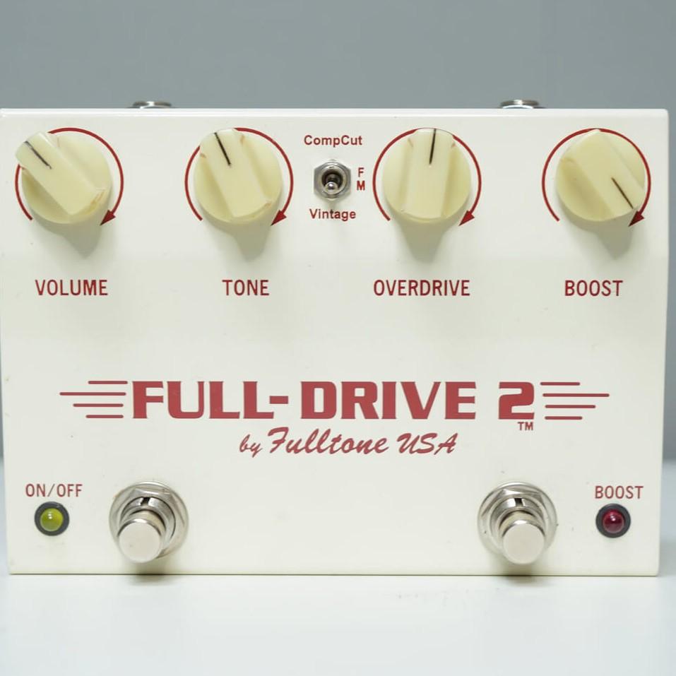 Fulltone Custom Shop FULL-DRIVE 2