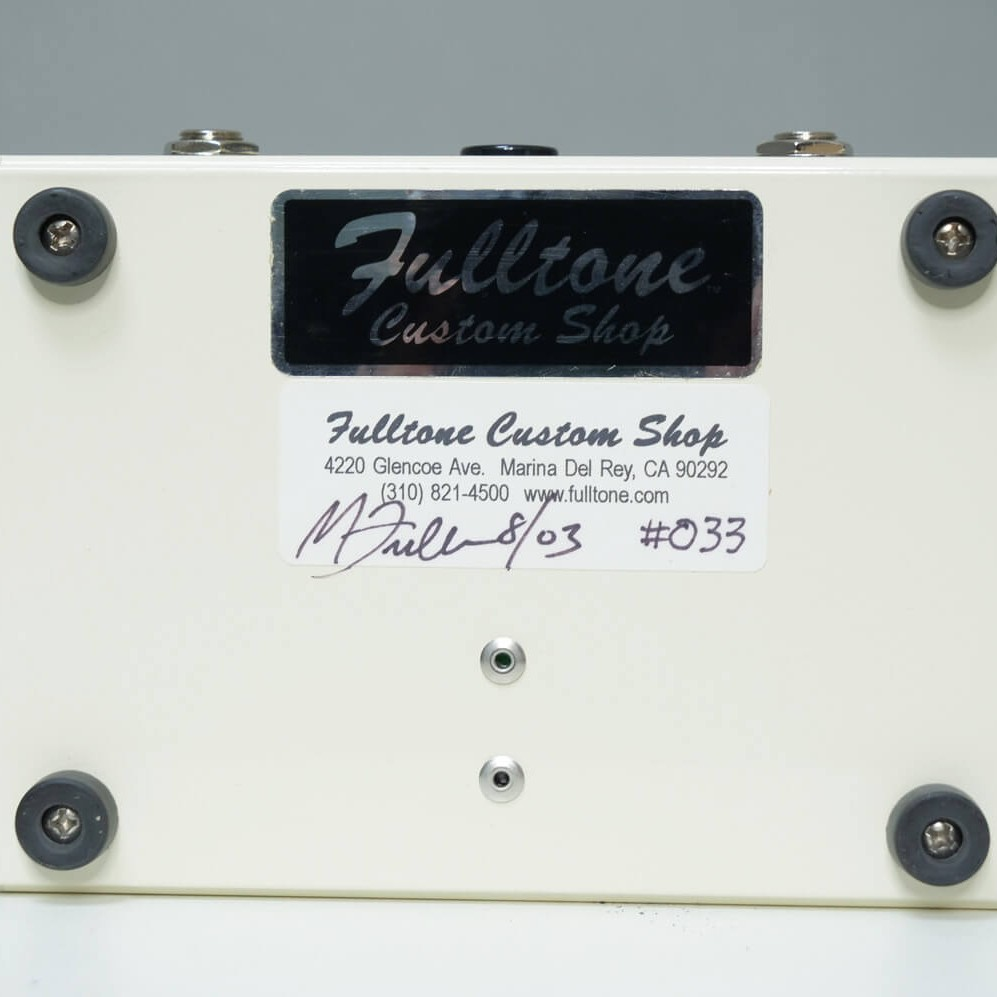 Fulltone Custom Shop FULL-DRIVE 2の商品写真
