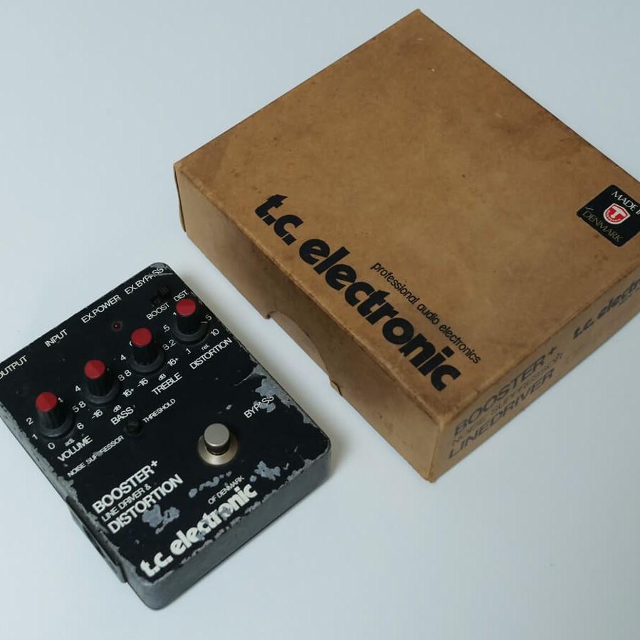 TC ELECTRONIC Booster + Line driver & Diの商品写真