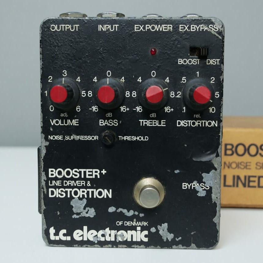 TC ELECTRONIC Booster + Line driver & Di