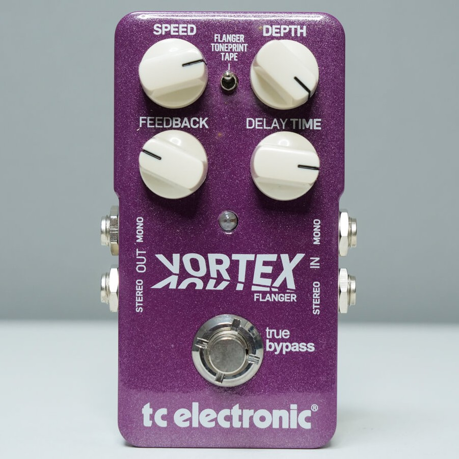 TC Electronic Vortex Flangerの商品写真