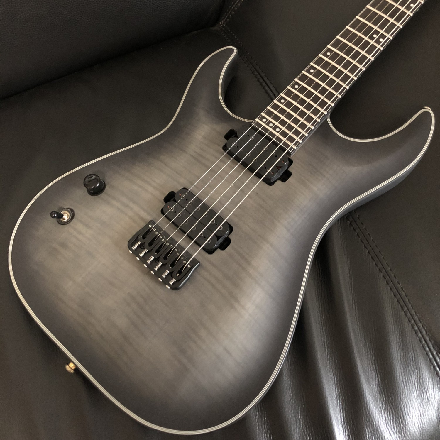 SCHECTER Keith Merrow KM-6 レフティ