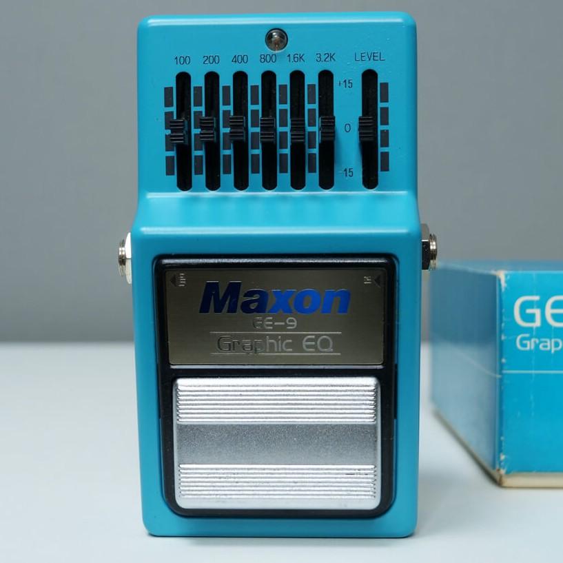 Maxon GE-9 Graphic EQの商品写真