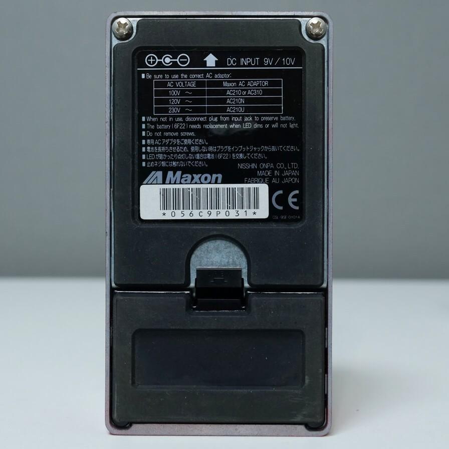 MAXON Compressor/Limiter CP9Pro+の商品写真