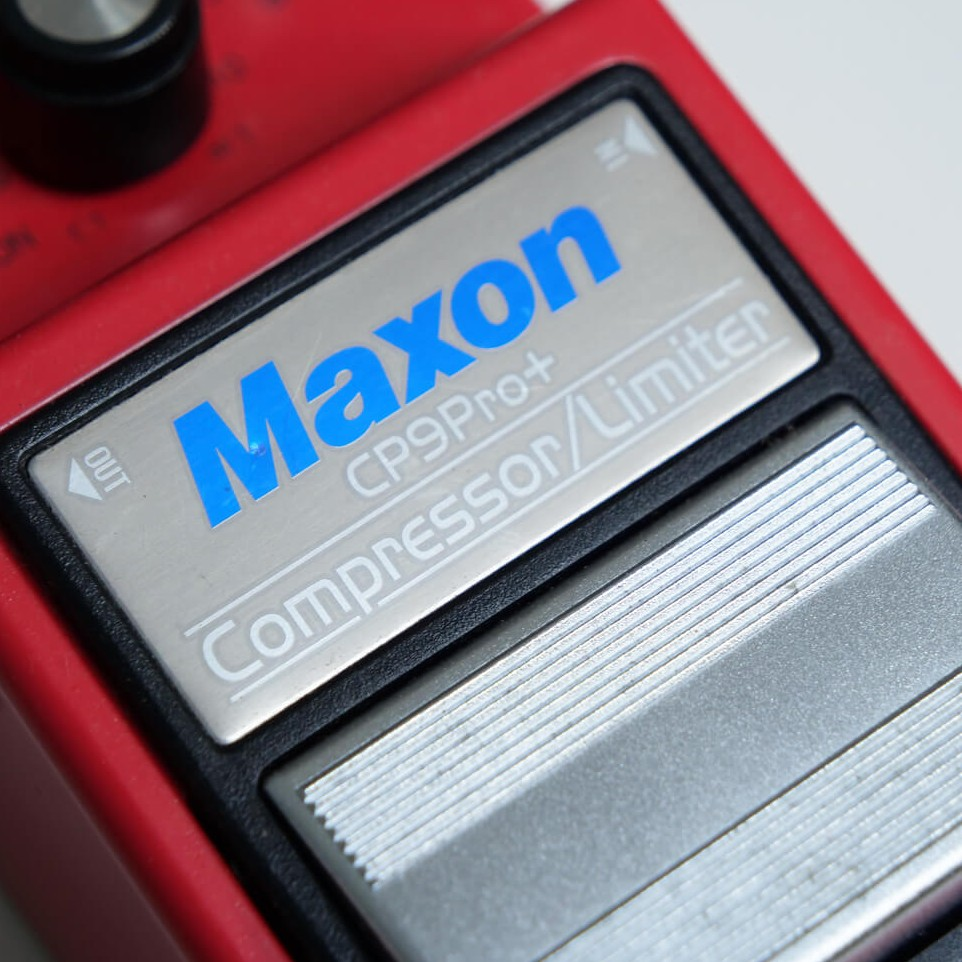 MAXON Compressor/Limiter CP9Pro+