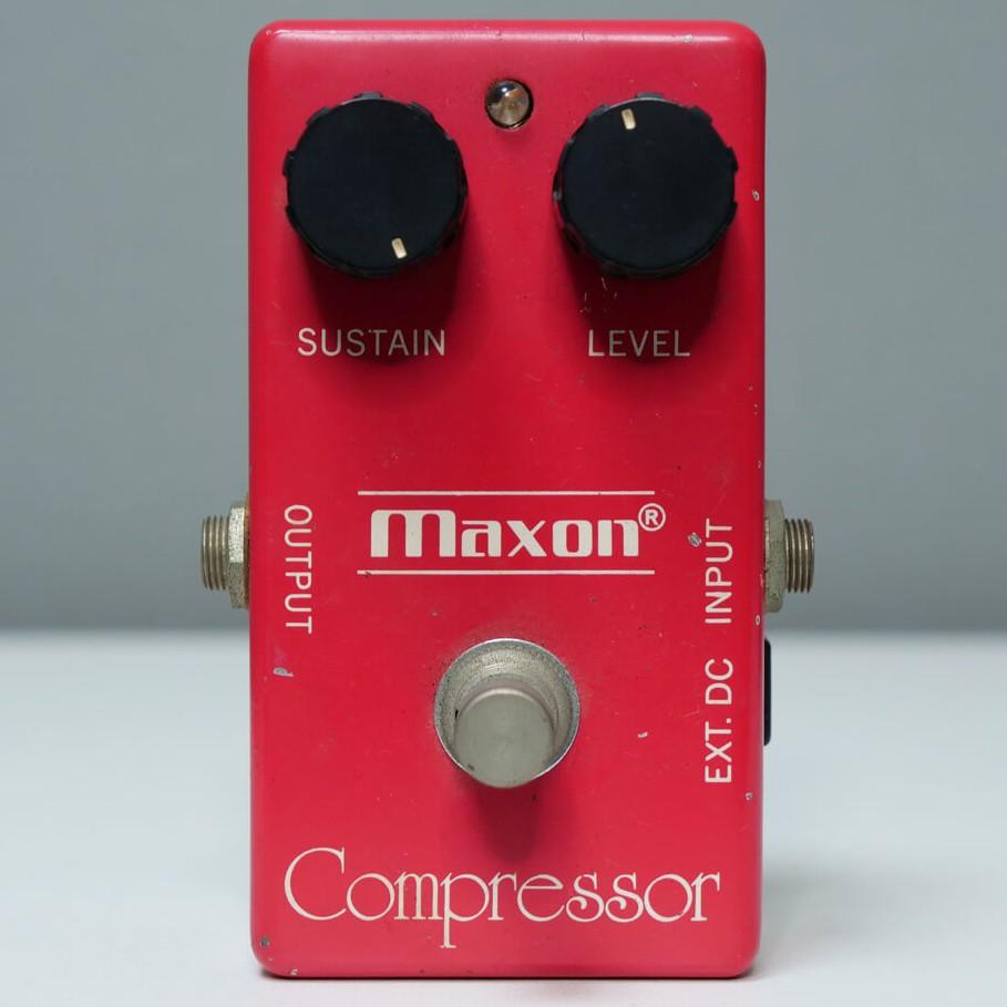 MAXON Compressor ビンテージ(DC IN有)