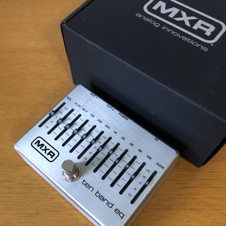 MXR 10 Band EQ M108S