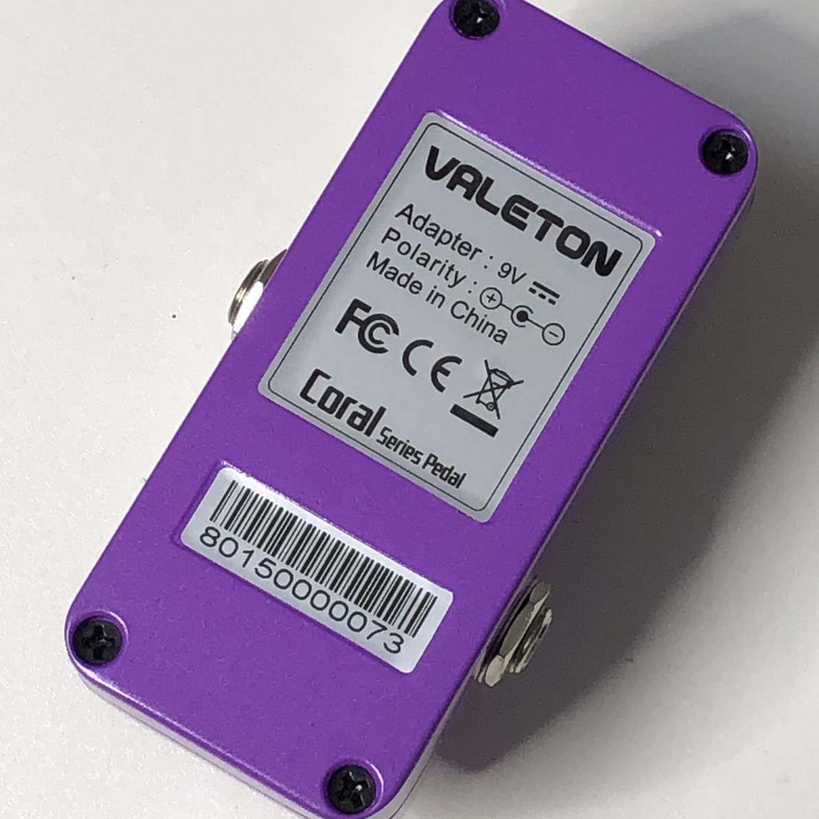 VALETON CORAL MOD モジュレーション・エフェクターの商品写真