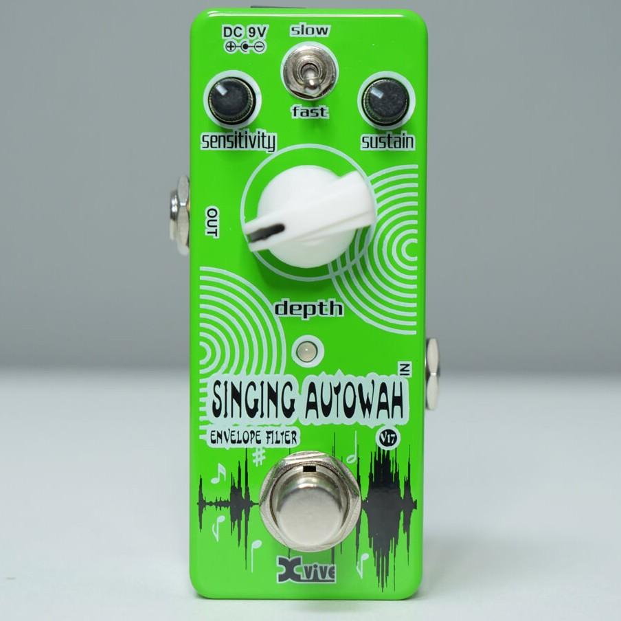 XVIVE Singing Autowah XV-V17の商品写真