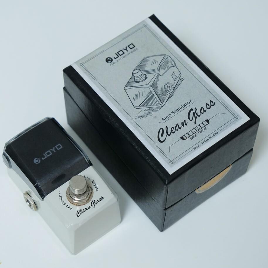 JOYO Clean Glass JF-307 アンプシミュレーター
