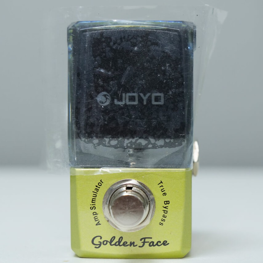 JOYO Golden Face JF-308 アンプシミュレーターの商品写真