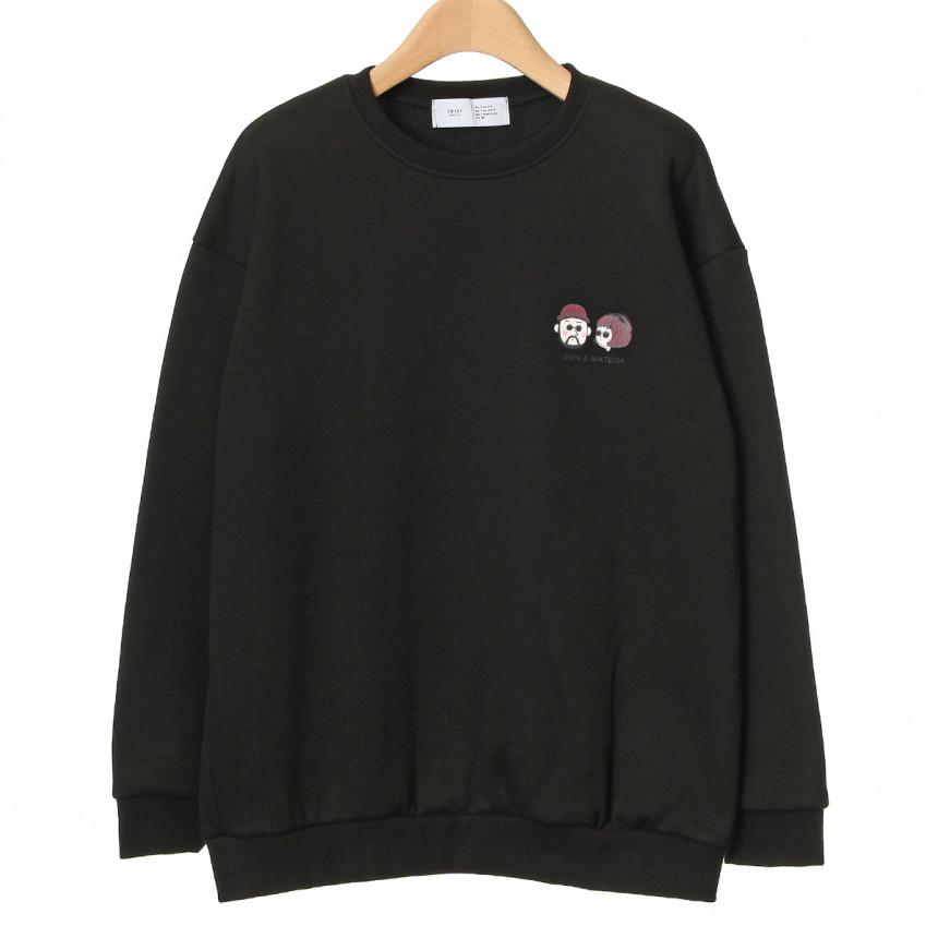 映画キャラのデザインロングTシャツ