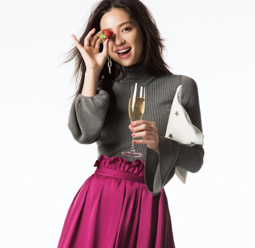 週4ブランドで始める♡ 春の【女子会トレンド】&【通勤ベーシック】