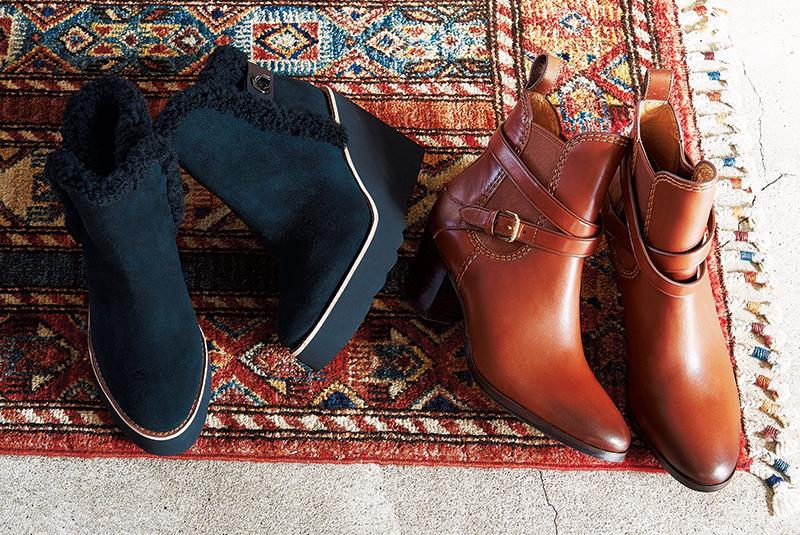 なりたい女性像に、憧れブランドのブーツで近づきたい!