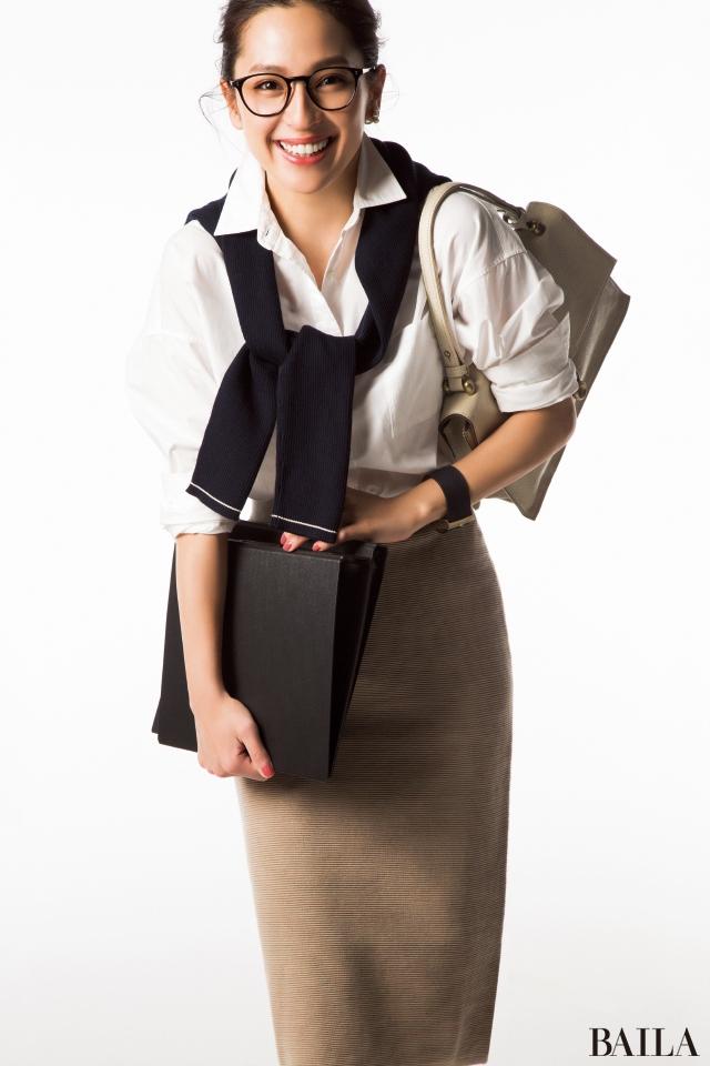 【BAILA3月号&週4ブランド】で通勤服をもっとおしゃれに♡